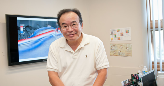 Dr. Changsheng Chen