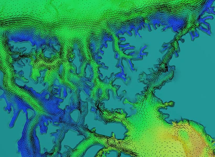 Arctic  FVCOM